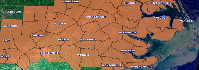 Heat Advisory Wednesday Afternoon, Evening