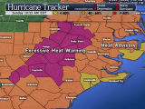 Expired: Excessive Heat Warning For Central North Carolina Until 7:00 PM