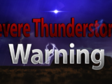 Severe Thunderstorm Warning for Pitt, Martin, and Beaufort Counties Until 7:45 PM