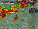 Expired: Severe Thunderstorm Warning For Nash, Edgecombe, Halifax, Wilson, Johnston, and Franklin Counties Until 8:45 PM