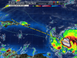Maria Becomes A Hurricane