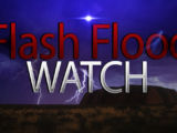 Expired: Flash Flood Watch Through Friday Morning