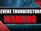 Expired; Severe Thunderstorm Warning for Harnett and Johnston Counties Until 5:45 PM